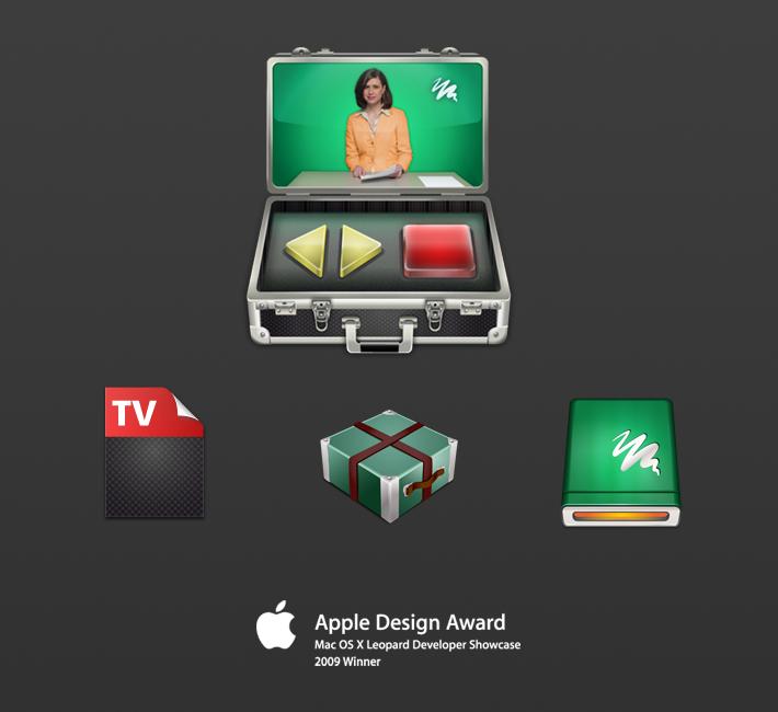BoinxTV App Icons