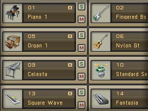 Kontakt Instrument Icons