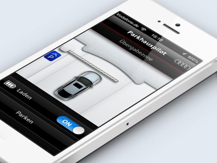 Audi Parkpilot